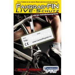 Fahrrad-FIN •LIVE-Schutz•